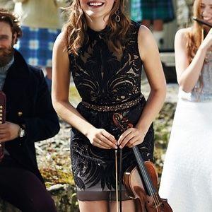 Yoana Baraschi Overture Tulle  Dress size 14 NWT